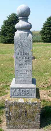KASEN, JOHN - Minnehaha County, South Dakota | JOHN KASEN - South Dakota Gravestone Photos