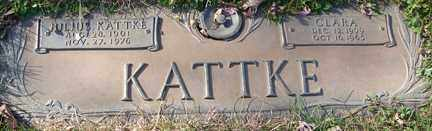 KATTKE, JULIUS - Minnehaha County, South Dakota | JULIUS KATTKE - South Dakota Gravestone Photos