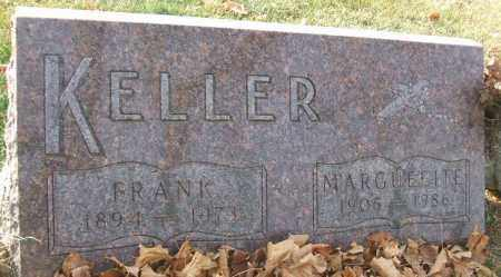 KELLER, MARGUERITE - Minnehaha County, South Dakota | MARGUERITE KELLER - South Dakota Gravestone Photos