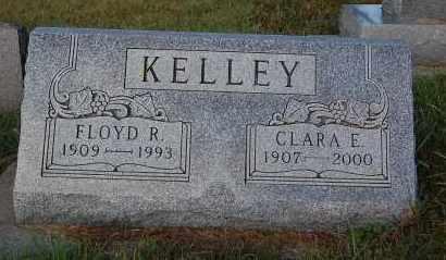 KELLEY, CLARA E. - Minnehaha County, South Dakota | CLARA E. KELLEY - South Dakota Gravestone Photos