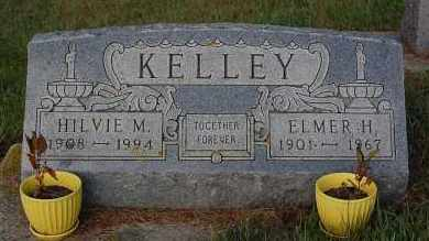 KELLEY, HILVIE M. - Minnehaha County, South Dakota | HILVIE M. KELLEY - South Dakota Gravestone Photos