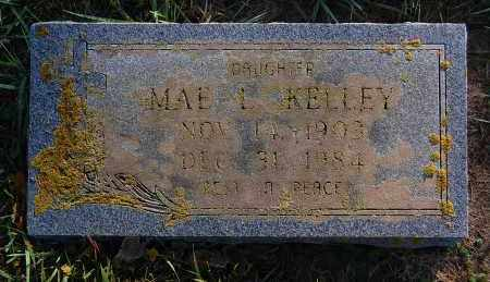 KELLEY, MAE L. - Minnehaha County, South Dakota | MAE L. KELLEY - South Dakota Gravestone Photos