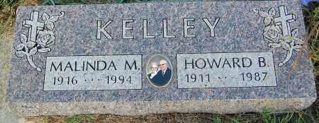 KELLEY, HOWARD B. - Minnehaha County, South Dakota | HOWARD B. KELLEY - South Dakota Gravestone Photos