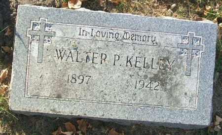 KELLEY, WALTER P. - Minnehaha County, South Dakota   WALTER P. KELLEY - South Dakota Gravestone Photos