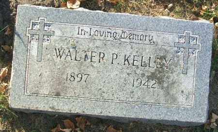 KELLEY, WALTER P. - Minnehaha County, South Dakota | WALTER P. KELLEY - South Dakota Gravestone Photos