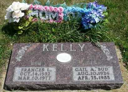 "KELLY, GAIL A. ""BUD"" - Minnehaha County, South Dakota | GAIL A. ""BUD"" KELLY - South Dakota Gravestone Photos"