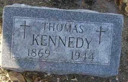 KENNEDY, THOMAS - Minnehaha County, South Dakota | THOMAS KENNEDY - South Dakota Gravestone Photos