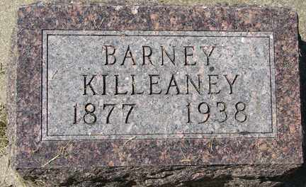 KILLEANEY, BARNEY - Minnehaha County, South Dakota | BARNEY KILLEANEY - South Dakota Gravestone Photos