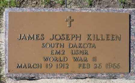 KILLEEN, JAMES JOSEPH (WWII) - Minnehaha County, South Dakota | JAMES JOSEPH (WWII) KILLEEN - South Dakota Gravestone Photos