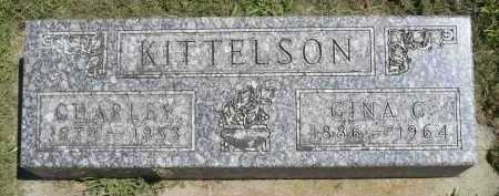 KITTELSON, CHARLEY - Minnehaha County, South Dakota | CHARLEY KITTELSON - South Dakota Gravestone Photos