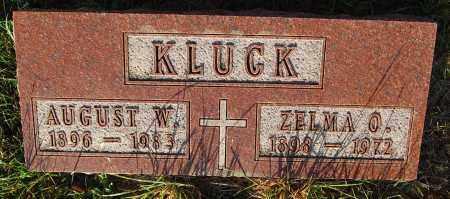 KLUCK, ZELMA O. - Minnehaha County, South Dakota | ZELMA O. KLUCK - South Dakota Gravestone Photos