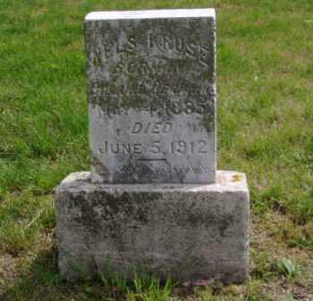 KRUSE, NELS - Minnehaha County, South Dakota   NELS KRUSE - South Dakota Gravestone Photos