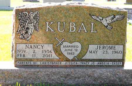 PENNING KUBAL, NANCY - Minnehaha County, South Dakota | NANCY PENNING KUBAL - South Dakota Gravestone Photos