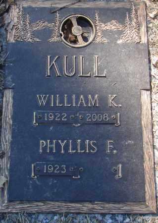 FENSTERMAKER KULL, PHYLLIS F. - Minnehaha County, South Dakota | PHYLLIS F. FENSTERMAKER KULL - South Dakota Gravestone Photos