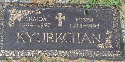 KYURKCHAN, RUBEN - Minnehaha County, South Dakota | RUBEN KYURKCHAN - South Dakota Gravestone Photos
