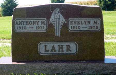 """LAHR, ANTHONY """"TONY"""" M. - Minnehaha County, South Dakota   ANTHONY """"TONY"""" M. LAHR - South Dakota Gravestone Photos"""