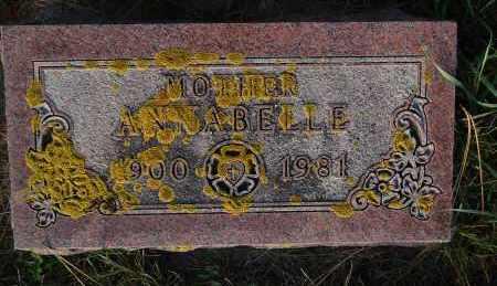 LAMBERT, ANNABELLE - Minnehaha County, South Dakota | ANNABELLE LAMBERT - South Dakota Gravestone Photos