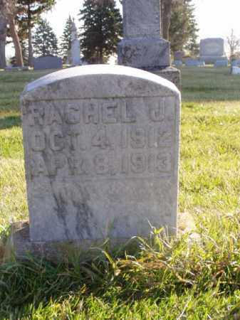 LANDER, RACHEL J. - Minnehaha County, South Dakota   RACHEL J. LANDER - South Dakota Gravestone Photos