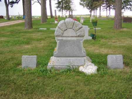 LANGEBERG, FAMILY MARKER - Minnehaha County, South Dakota | FAMILY MARKER LANGEBERG - South Dakota Gravestone Photos