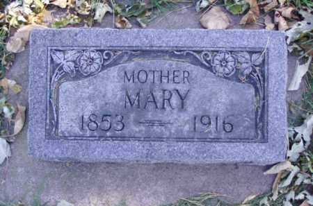 LANGLOSS, MARY - Minnehaha County, South Dakota | MARY LANGLOSS - South Dakota Gravestone Photos