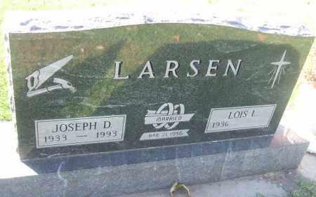 LARSEN, LOIS L. - Minnehaha County, South Dakota | LOIS L. LARSEN - South Dakota Gravestone Photos