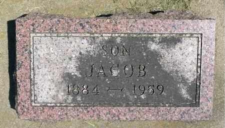 LARSON, JACOB - Minnehaha County, South Dakota | JACOB LARSON - South Dakota Gravestone Photos
