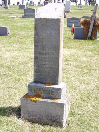 LAYNE, MARY M. - Minnehaha County, South Dakota | MARY M. LAYNE - South Dakota Gravestone Photos