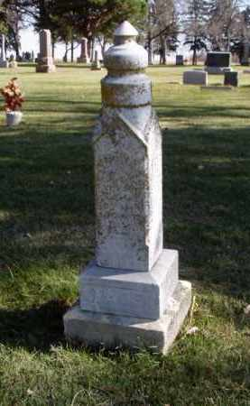 LEADER, HENRY W. - Minnehaha County, South Dakota | HENRY W. LEADER - South Dakota Gravestone Photos