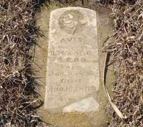 LEAO, AVIS - Minnehaha County, South Dakota   AVIS LEAO - South Dakota Gravestone Photos