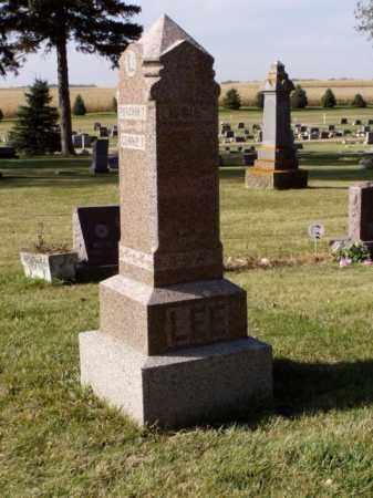 LEE, LIBBIE T. - Minnehaha County, South Dakota | LIBBIE T. LEE - South Dakota Gravestone Photos