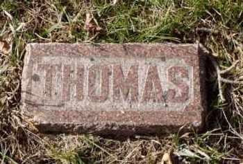 LEE, THOMAS - Minnehaha County, South Dakota | THOMAS LEE - South Dakota Gravestone Photos
