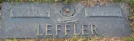 CHRISTENSEN LEFFLER, ROSE - Minnehaha County, South Dakota | ROSE CHRISTENSEN LEFFLER - South Dakota Gravestone Photos