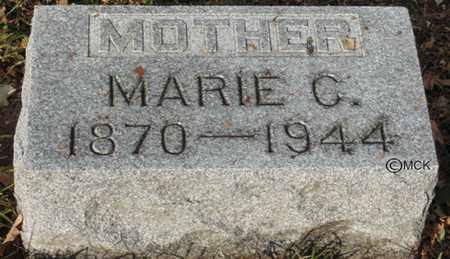 LIMEWOOD, MARIE C. - Minnehaha County, South Dakota | MARIE C. LIMEWOOD - South Dakota Gravestone Photos