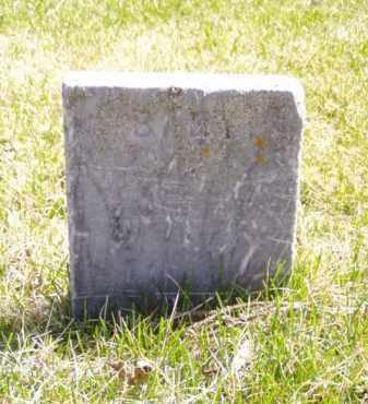 LIPPOLD, BABY - Minnehaha County, South Dakota | BABY LIPPOLD - South Dakota Gravestone Photos