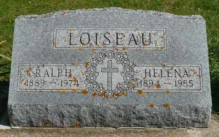LOISEAU, RALPH - Minnehaha County, South Dakota | RALPH LOISEAU - South Dakota Gravestone Photos