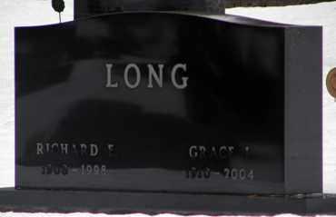 LONG, RICHARD  E. - Minnehaha County, South Dakota | RICHARD  E. LONG - South Dakota Gravestone Photos