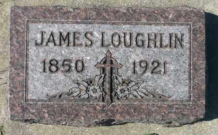 LOUGHLIN, JAMES - Minnehaha County, South Dakota | JAMES LOUGHLIN - South Dakota Gravestone Photos