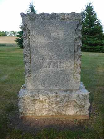LYNG, CLARA L. - Minnehaha County, South Dakota | CLARA L. LYNG - South Dakota Gravestone Photos
