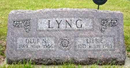 LYNG, LIBBIE - Minnehaha County, South Dakota | LIBBIE LYNG - South Dakota Gravestone Photos