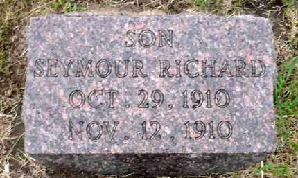LYNG, SEYMOUR RICHARD - Minnehaha County, South Dakota | SEYMOUR RICHARD LYNG - South Dakota Gravestone Photos