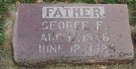 MAHAFFY, GEORGE - Minnehaha County, South Dakota | GEORGE MAHAFFY - South Dakota Gravestone Photos