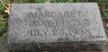 MAHAFFY, MARGARET - Minnehaha County, South Dakota | MARGARET MAHAFFY - South Dakota Gravestone Photos