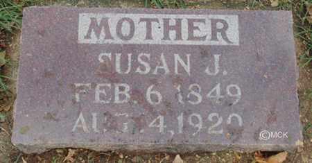 MAHAFFY, SUSAN J. - Minnehaha County, South Dakota   SUSAN J. MAHAFFY - South Dakota Gravestone Photos