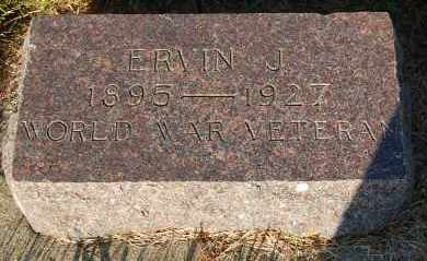 MAIN, ERVIN J. - Minnehaha County, South Dakota   ERVIN J. MAIN - South Dakota Gravestone Photos