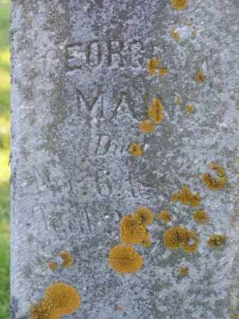 MAIN, GEORGE - Minnehaha County, South Dakota | GEORGE MAIN - South Dakota Gravestone Photos