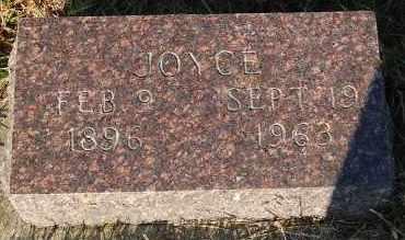 MAIN, JOYCE - Minnehaha County, South Dakota | JOYCE MAIN - South Dakota Gravestone Photos