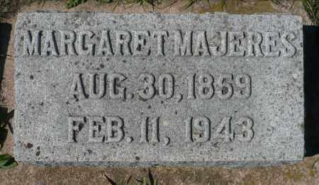 MAJERES, MARGARET - Minnehaha County, South Dakota   MARGARET MAJERES - South Dakota Gravestone Photos