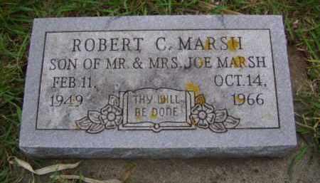 MARSH, ROBERT CHARLES - Minnehaha County, South Dakota | ROBERT CHARLES MARSH - South Dakota Gravestone Photos