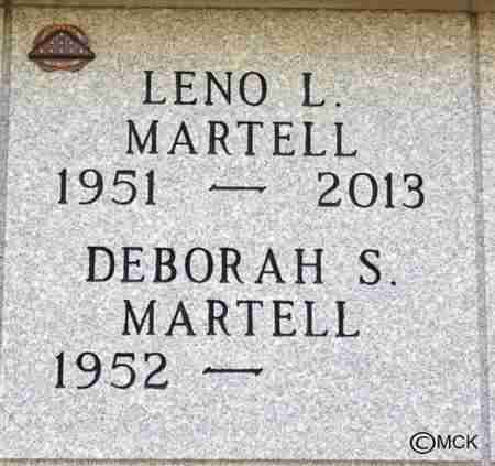 MARTELL, DEBORAH S. - Minnehaha County, South Dakota | DEBORAH S. MARTELL - South Dakota Gravestone Photos