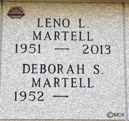 MARTELL, DEBORAH S. - Minnehaha County, South Dakota   DEBORAH S. MARTELL - South Dakota Gravestone Photos